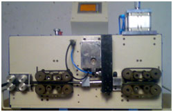 Cutting And Stripping Machine For Battery Cables High