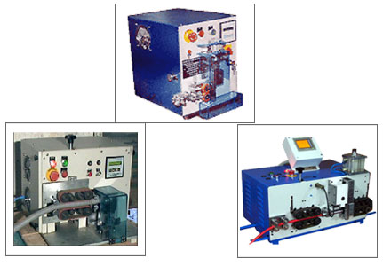 Wire Processing Machines, Wire Cutting and Stripping Machines, Cable Cutting Machine, Micro Processor Controllers, Mumbai, India